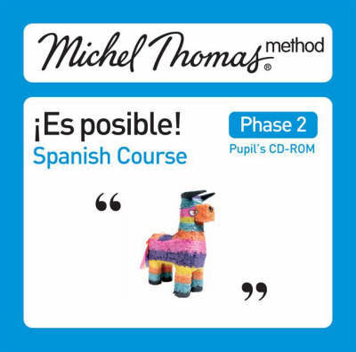 Es posible (Michel Thomas methodi) Phase 2 CD-Rom class set