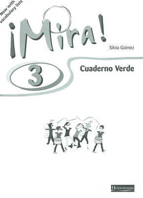 Mira 3: Verde Workbook (Pack of 8)