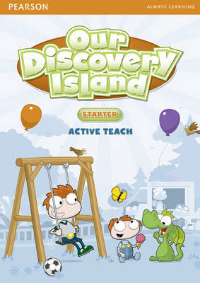 Our Discovery Island Starter (Family Island) Active Teach