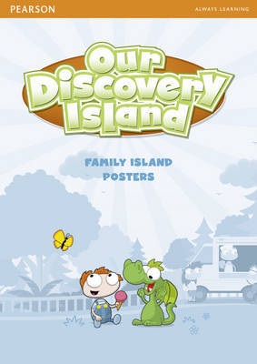 Our Discovery Island Starter (Family Island) Posters