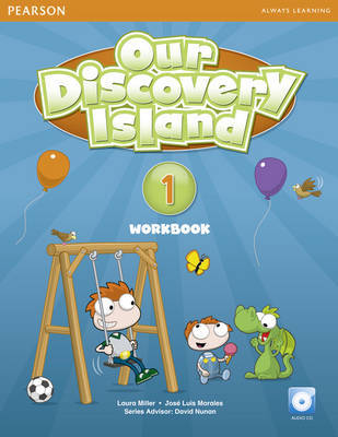 Our Discovery Island 1: Family Island - Workbook