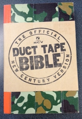 Duct Tape Bible-NCV