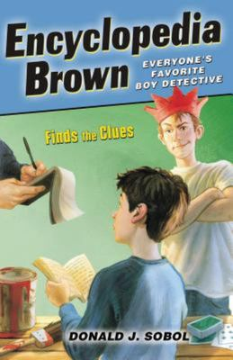 Encyclopedia Brown Finds the Clues (#3)