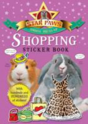 Shopping Sticker Book (Star Paws Animal Dress-up)