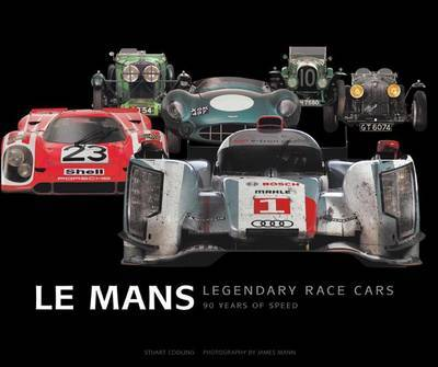 Le Mans Legendary Race Cars: 90 Years of Speed