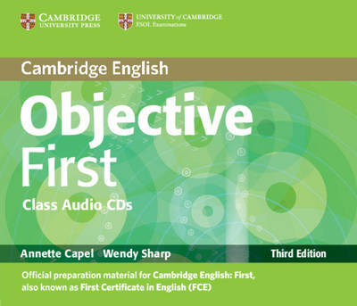 Objective First Class Audio CDs (2)
