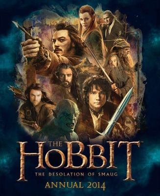 The Desolation of Smaug: The Hobbit Annual 2014