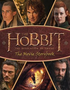 The Hobbit: The Desolation of Smaug Movie Storybook