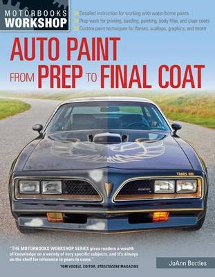 Automotive Paint from Prep to Final Coat