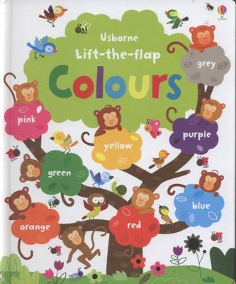 Colours (Lift-the-Flap)