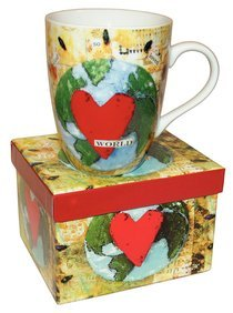 God so Loved Ceramic Mug