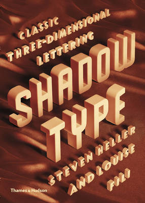 Shadow Type Classic Three-Dimensional Lettering