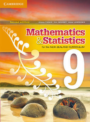 Mathematics and Statistics for the New Zealand Curriculum Year 9