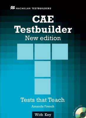 New CAE Testbuilder: Student Book Pack with Key
