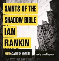 Saints of the Shadow Bible (Audio CD)