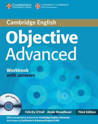 Objective Advanced Workbook with Answers with Audio CD 3E