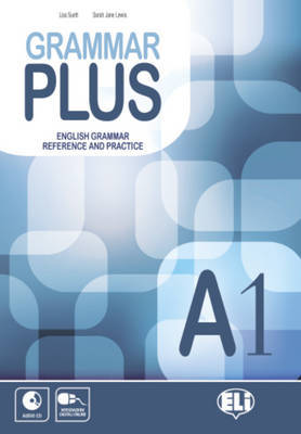 Grammar Plus: A1 + Audio CD