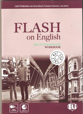 Flash on English: Pre-Intermediate Workbook A2 + Audio CD