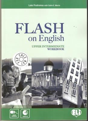Flash on English: Upper Intermediate Workbook B2 + Audio CD