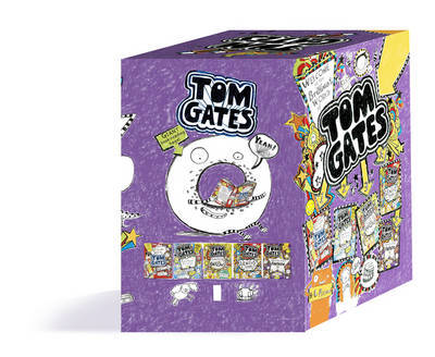 Welcome to the Brilliant World of Tom Gates Boxed Set (#1-5)