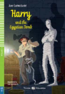 Eli Young: Harry and the Egyptian Tomb + CD (A2: Stage 4)