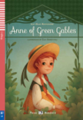 Teen Eli Readers - Anne of Green Gables + CD: Elementary (Stage 1)