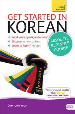 Teach Yourself Get Started in Korean