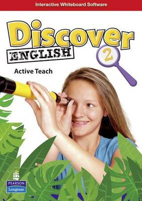 Discover English Global 2 Active Teach: 2