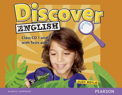 Discover English Global Starter Class CDs 1-2