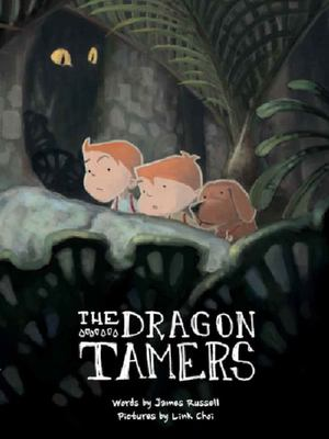 The Dragon Tamers (The Dragon Brothers #2 HB)