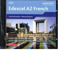 Edexcel A2 French 2 CD set