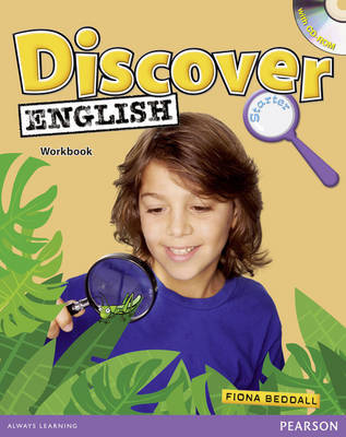 Discover English Global Starter Workbook + CD-Rom