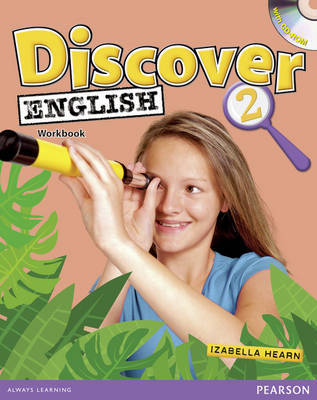 Discover English Global 2 Workbook + CD-Rom