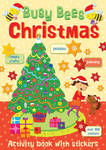 Busy Bees Christmas Activity Book