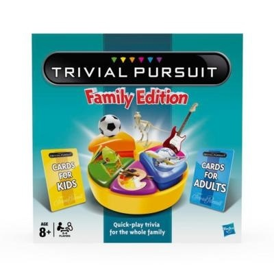 Trivial Pursuit, Family Edition