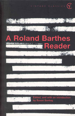 Roland Barthes Reader