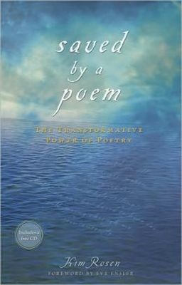 Saved by a Poem : The Transformative Power of Words (Includes audio CD)