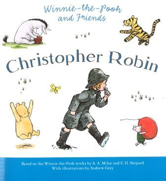 Christoper Robin (Winnie-the-Pooh and Friends)