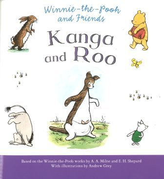 Kanga and Roo (Winnie-the-Pooh and Friends)