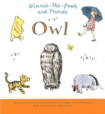 Owl (Winnie-the-Pooh and Friends)