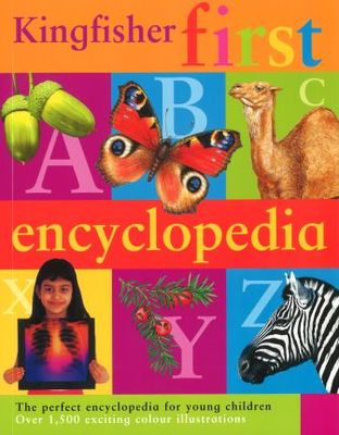 Kingfisher First Encyclopaedia Animals