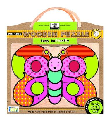 Busy Butterfly Puzzle