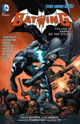 Batwing: Volume 3: Enemy of the State (The New 52)
