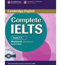 Complete IELTS Bands 4-5 Workbook with Answers and Audio CD