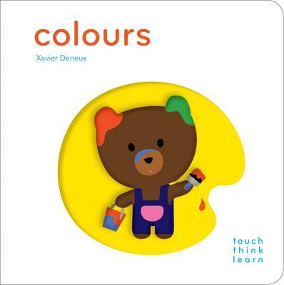 Colours (Touch Think Learn)