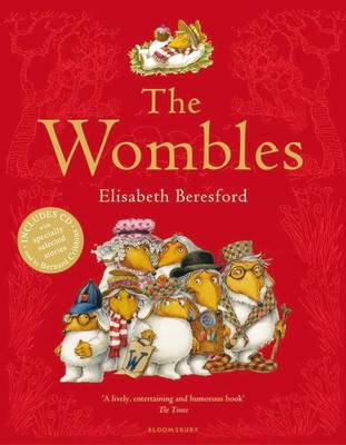 The Wombles (Book & CD)