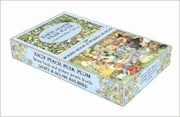 Each Peach Pear Plum Book and Block Set