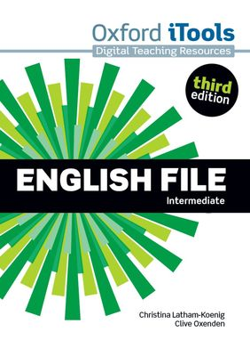 English File 3e Intermediate iTools