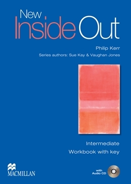 New Inside Out Intermediate Workbook with Key