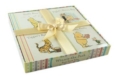 Four First Tales (Winnie-the-Pooh)
